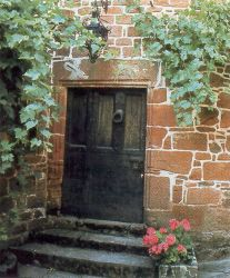 Collonge la Rouge 19, Collonges la Rouge en Correze